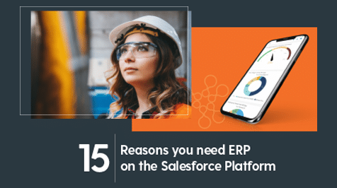 15 Reasons You Need ERP on the Salesforce Platform