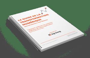 Le guide de la transformation numérique sans déconnage et sans dérapage livre spirale