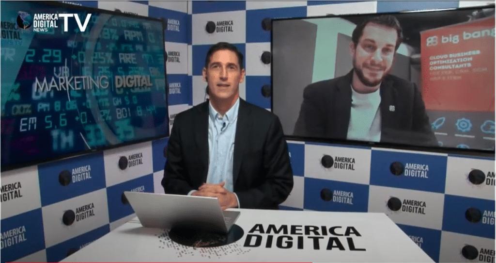 Nicolas Urena Congreso América Digital México 2021