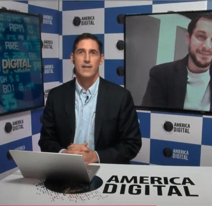 Watch: Nicolas Urena present at America Digital – Mexico 2021