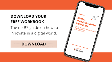 The No BS Digital Transformation Workbook