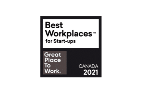 2021 Best Workplaces for Start-Ups