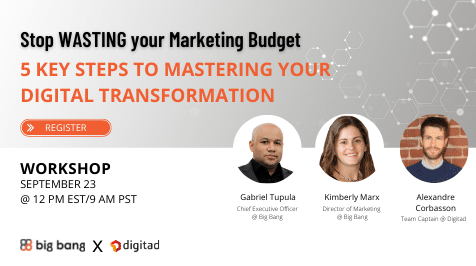 [Workshop] Stop Wasting Your Marketing Budget