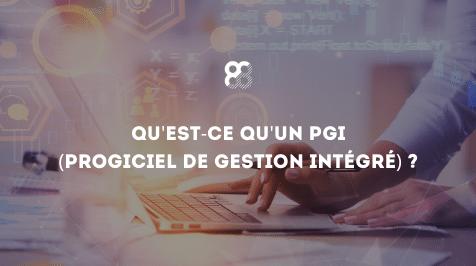 Qu'est-ce qu'un PGI (Progiciel de Gestion Intégré) ?