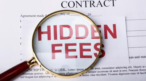 Death By Hidden Fees